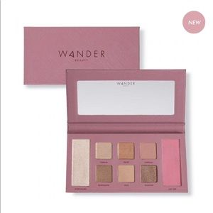 Wander Beauty Getaway eye and face palette